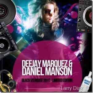 Deejay-Marquez-amp-DJ-Daniel-Manson-Black-vs-House