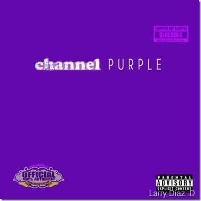 Frank Ocean OG Ron C - Channel Purple_400x400