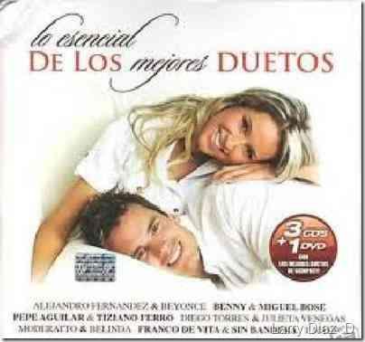 Los mejores duetos larry diaz