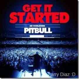 Pitbull - Get It Started_266x266