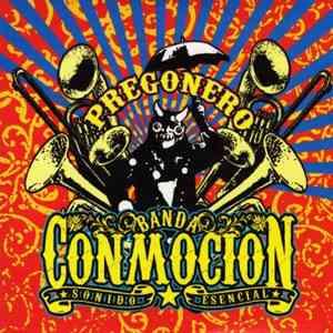Pregonero Banda Conmoción descargar disco