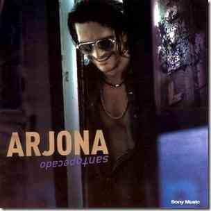Ricardo Arjona Santo Pecado 2002