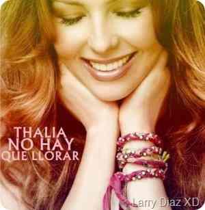 Thalia - No Hay Que Llorar_300x307