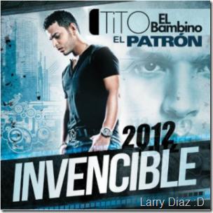 Tito El Bambino Invencible 2012_300x300
