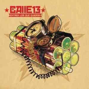 Calle 13 Entren los que quieran descargar disco gratis