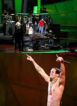 Calle 13 en Viña 2008
