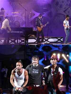descarga show completo de Camila en Viña 2009