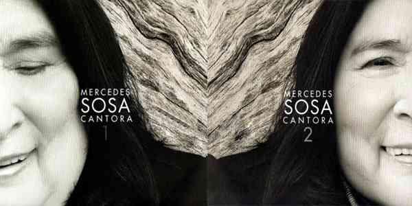 Cantora Mercedes Sosa