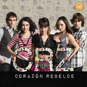 CRZ Corazón Rebelde descargar disco