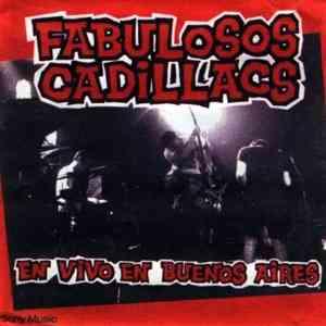 Fabulosos Cadillacs Vivo Buenos Aires