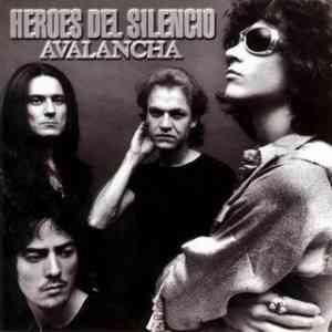 caratula Heroes del Silencio Avalancha