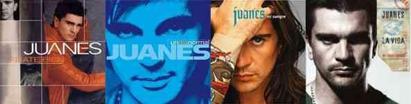 Discografía de Juanes