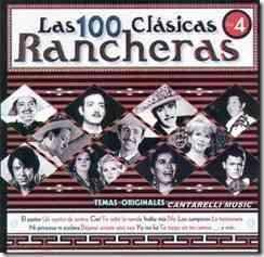 las 100 clasicas rancheras vol 4