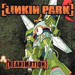caratula Linkin Park Reanimation