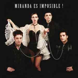 caratula Es Imposible - Miranda! gratis