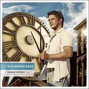 Paraíso Express Alejandro Sanz disco completo