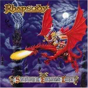 Rhapsody of Fire (Tolkien no murió, solo se dedicó al Power Metal) Rhapsody1998