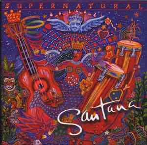 caratula Santana Supernatural gratis