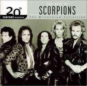 Lo mejor de Scorpions The Millenium Collection