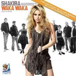 waka waka shakira  mundial 2010
