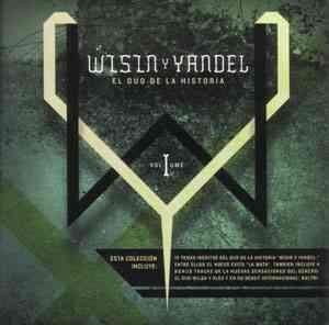 caratula Wisin y Yandel El Duo de la Historia gratis