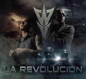 caratula Wisin & Yandel La Revolucion gratis